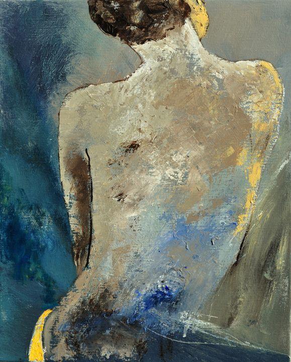 Nude 3140 - Pol Ledent's paintings