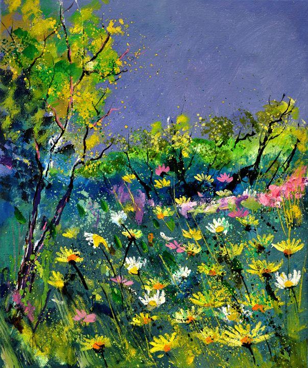 Summer 563101 - Pol Ledent's paintings