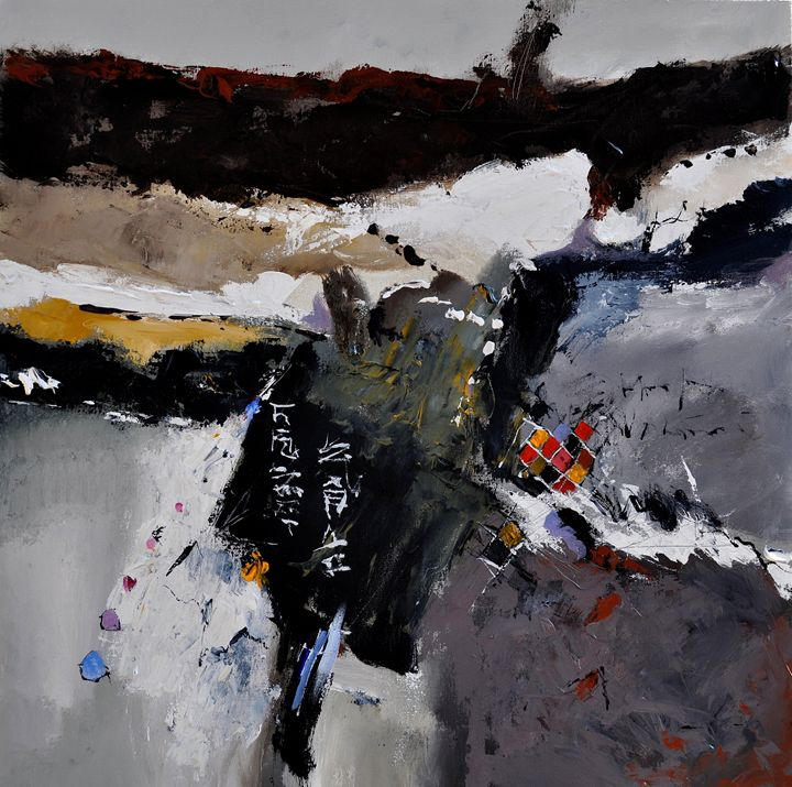 abstract 8831903 - Pol Ledent's paintings