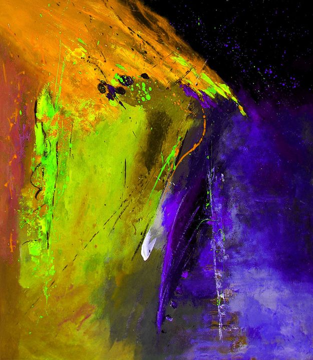 abstract 7788 - Pol Ledent's paintings