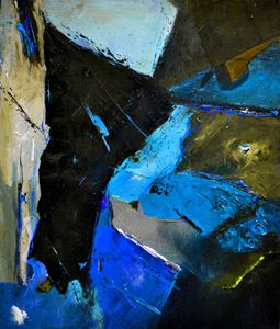 abstract 6752 - Pol Ledent's paintings