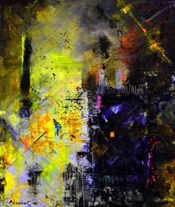 abstract 67301 - Pol Ledent's paintings