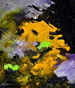abstract 6789 - Pol Ledent's paintings