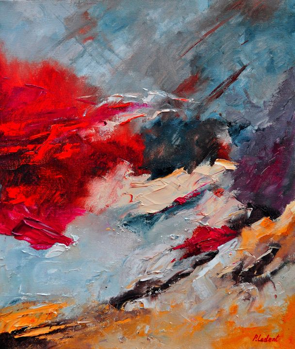 abstract 672154 - Pol Ledent's paintings