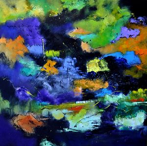 abstract 8831211 - Pol Ledent's paintings