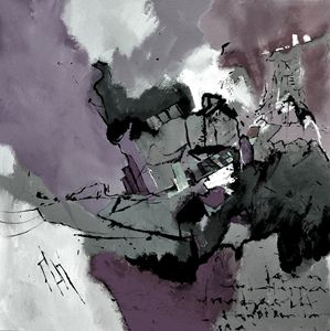abstract 885741 - Pol Ledent's paintings