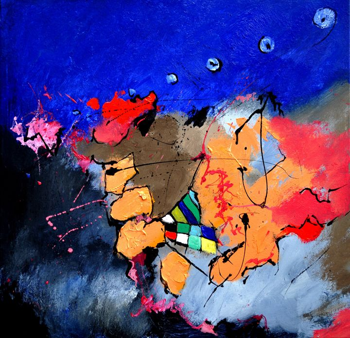 abstract 66310151 - Pol Ledent's paintings