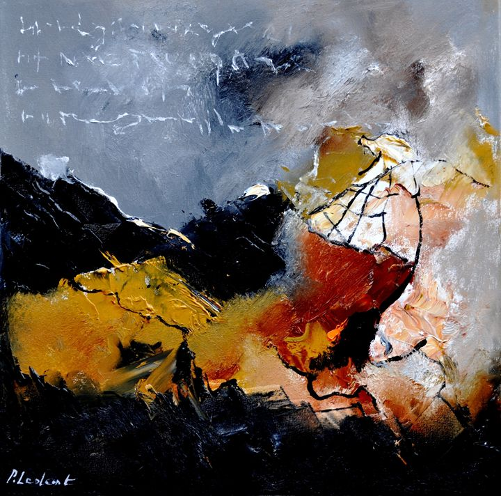abstract 553101 - Pol Ledent's paintings