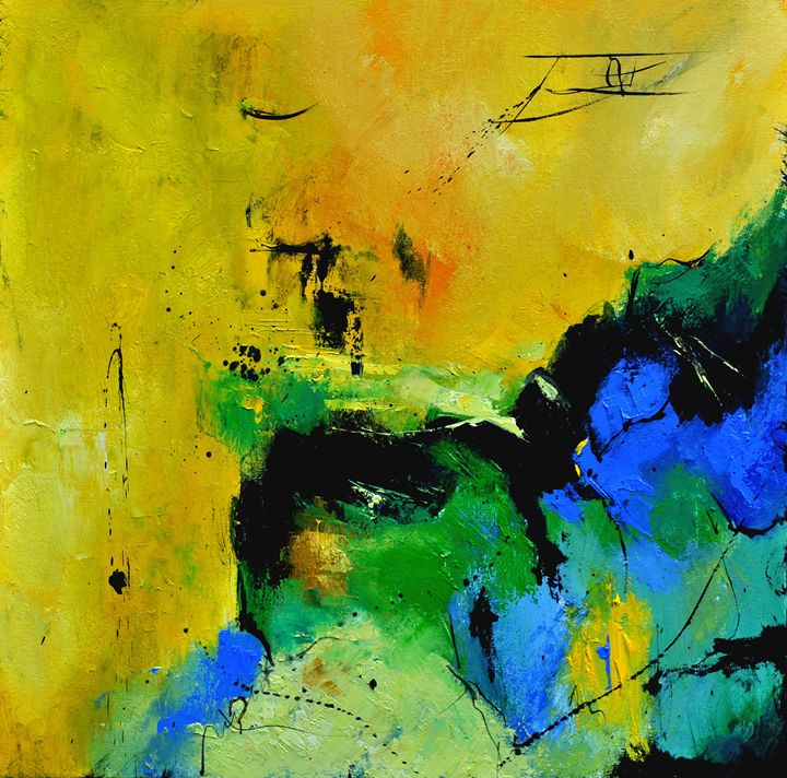 abstract 66310171 - Pol Ledent's paintings
