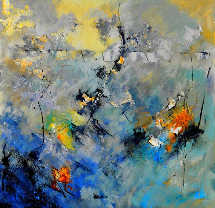 abstract 8821208 - Pol Ledent's paintings