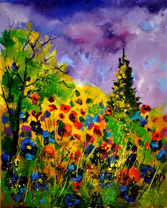 summer 453190 - Pol Ledent's paintings