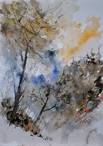 watercolor 45319051 - Pol Ledent's paintings