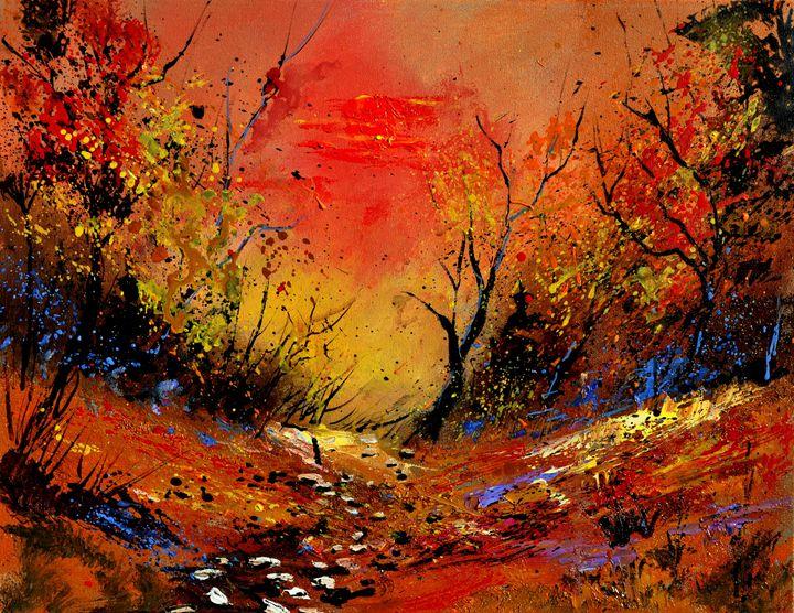 autumn 453101 - Pol Ledent's paintings