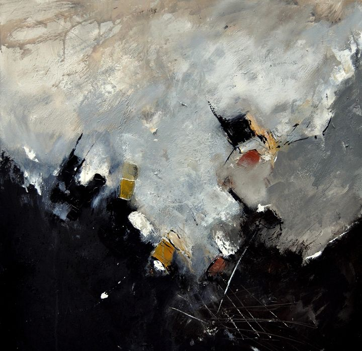 abstract 884120 - Pol Ledent's paintings