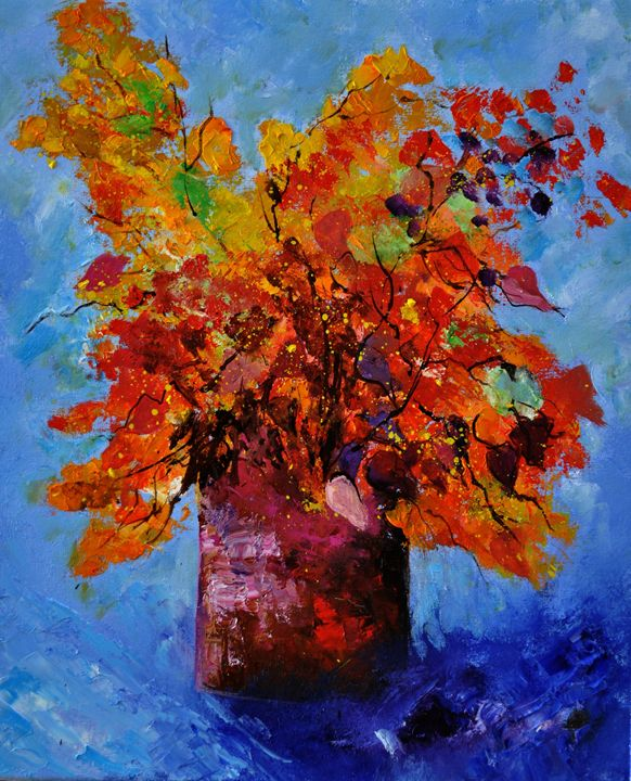 still life 564120 - Pol Ledent's paintings