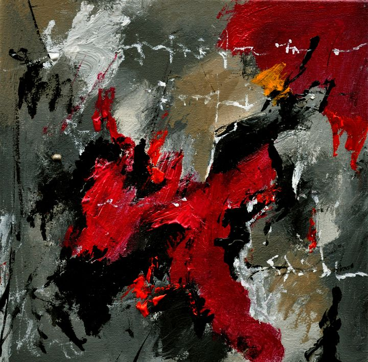 abstract 3341201 - Pol Ledent's paintings
