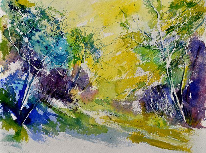 watercolor 412051 - Pol Ledent's paintings