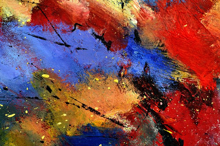 abstract 528 - Pol Ledent's paintings