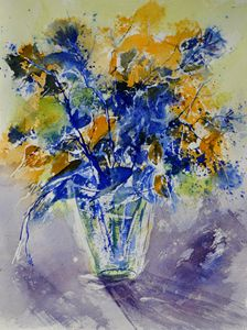 watercolor 412061 - Pol Ledent's paintings