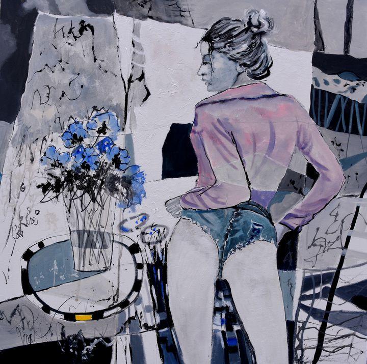 Zara - Pol Ledent's paintings