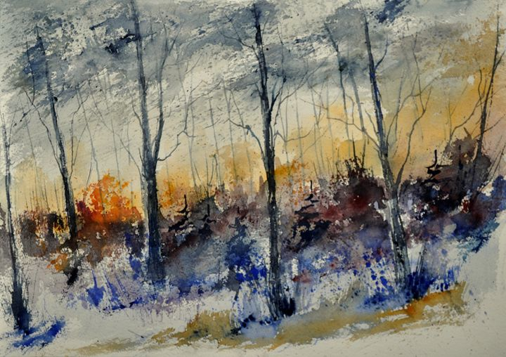 watercolor 45412022 - Pol Ledent's paintings