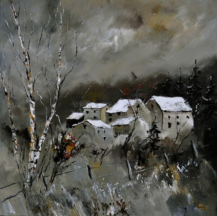 winter 8841 - Pol Ledent's paintings