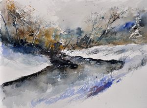 watercolor 45412032 - Pol Ledent's paintings