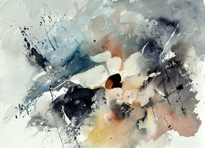 watercolor 219022 - Pol Ledent's paintings