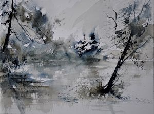 watercolor 413052 - Pol Ledent's paintings