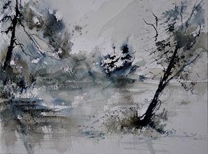 watercolor 413052 - Pol Ledent's paintings
