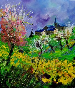 spring 2014 - Pol Ledent's paintings