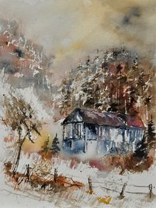 watercolor 414041 - Pol Ledent's paintings