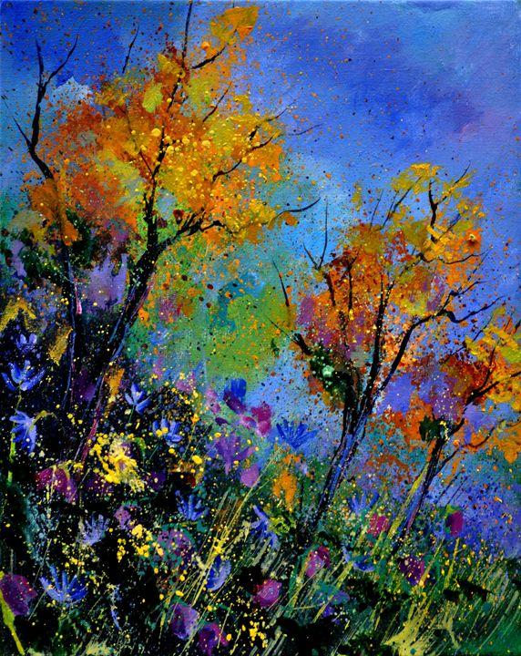 End of summer - Pol Ledent's paintings