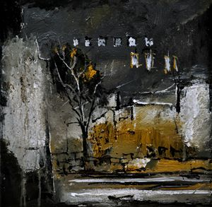 urban memories - Pol Ledent's paintings