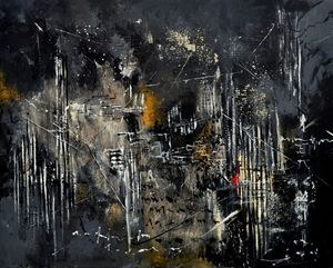 abstract 184150 - Pol Ledent's paintings