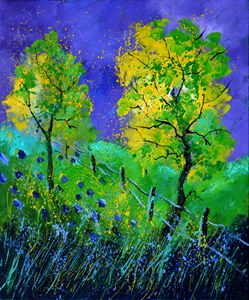 Summer 566111 - Pol Ledent's paintings