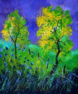Summer 566111 - Pol Ledent's paintings