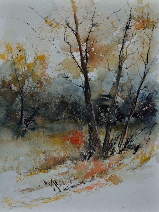watercolor 412102 - Pol Ledent's paintings