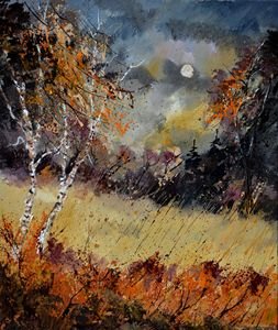 Autumn 2016 - Pol Ledent's paintings