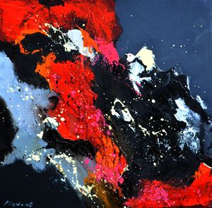 abstract 4461801 - Pol Ledent's paintings