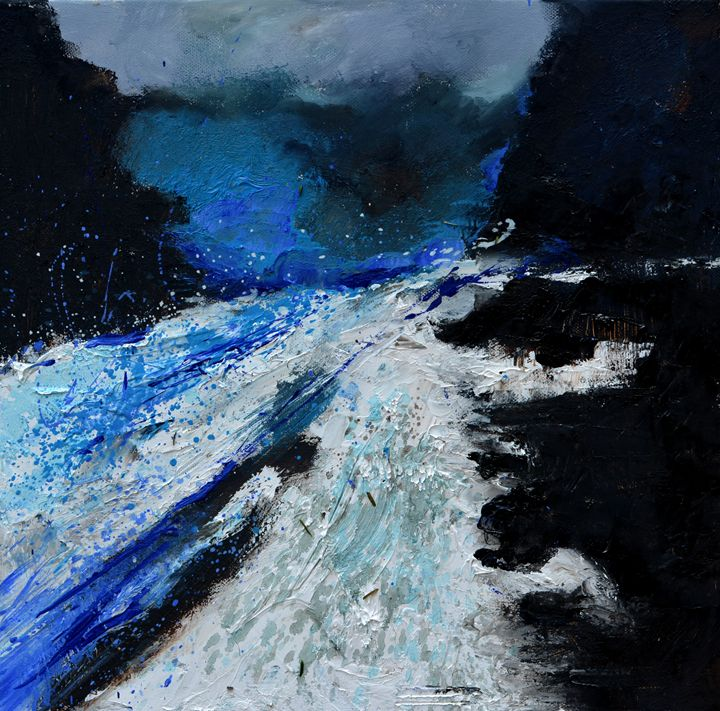 abstract 4461703 - Pol Ledent's paintings