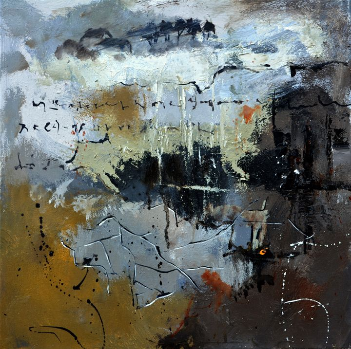 abstract 4461702 - Pol Ledent's paintings