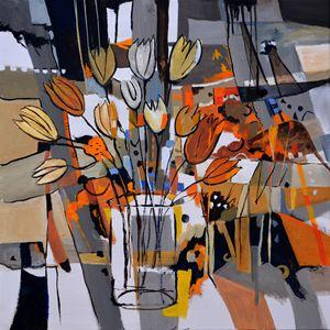still life 8861 - Pol Ledent's paintings