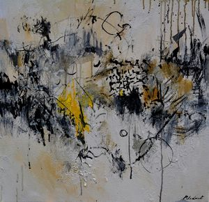 This is where Thales lost his way - Pol Ledent's paintings
