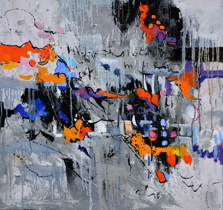 abstract 66121 - Pol Ledent's paintings