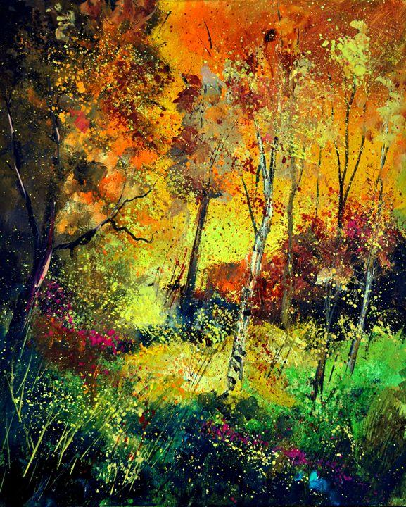 Autum, 562111 - Pol Ledent's paintings
