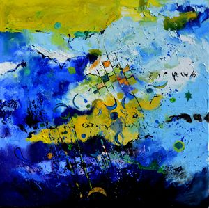abstract 8871702 - Pol Ledent's paintings