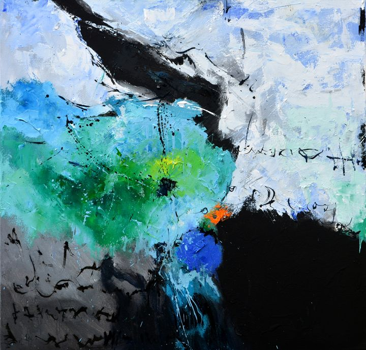 abstract 8871701 - Pol Ledent's paintings