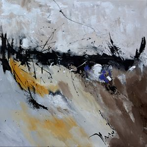 abstract 887160 - Pol Ledent's paintings