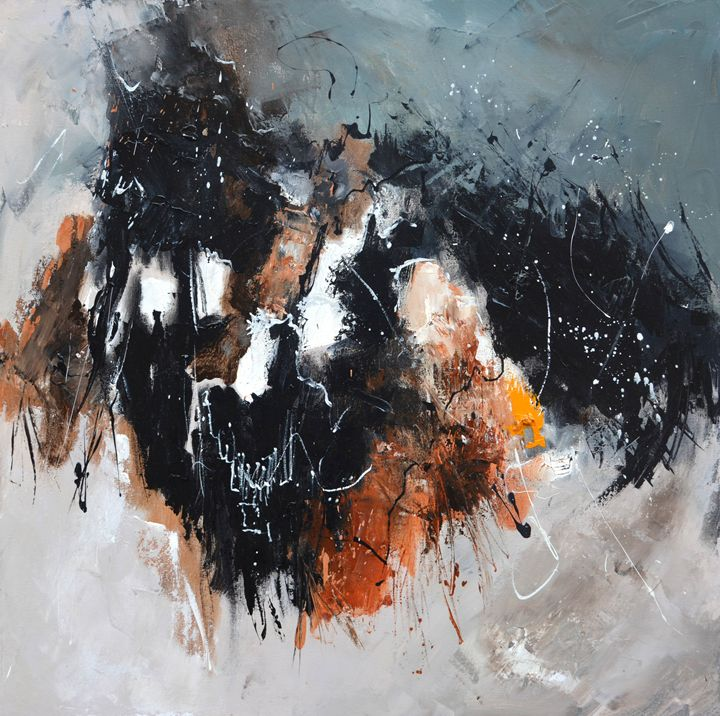 abstract 795 - Pol Ledent's paintings